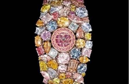 世上最贵的腕表有哪些?那些你睹不到的浪费品 腕表品牌