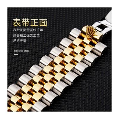劳力士日志型钢表带多少钱?